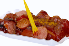 Currywurst. Foto: Pixabay