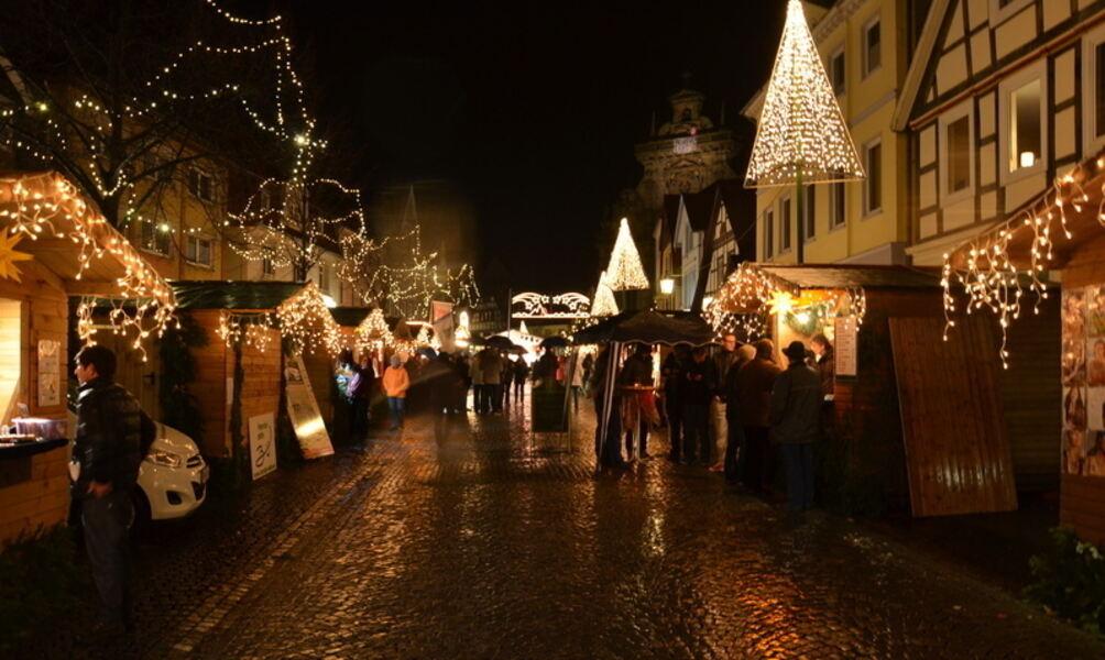 weihnachtszauber bückeburg besucher