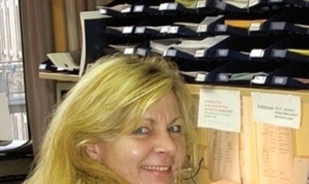 Susanne Kaiser ultraschall innen hilft den patienten