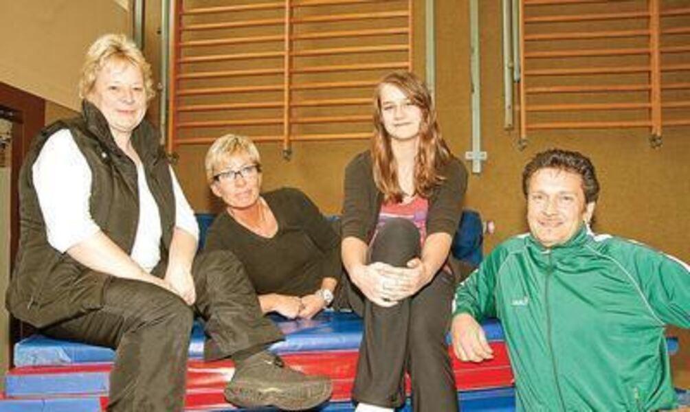 sportgruppe kinder mit behinderung