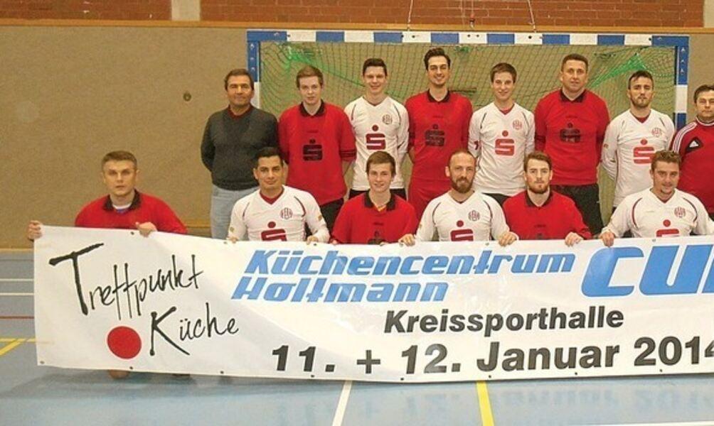 Kuchencentrum Holtmann Cup Des Sc Rinteln