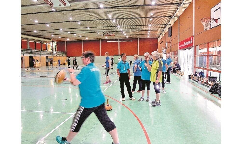 Kreissporthalle Bückeburg