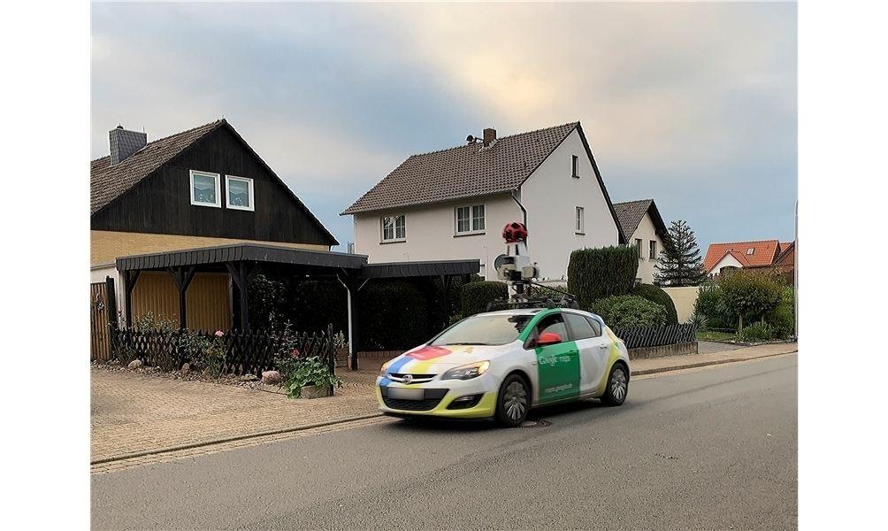 Google Maps Kamera Auto
