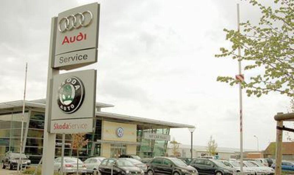 Autohaus Bünde Geht Mit Mobile Partners In Die Insolvenz