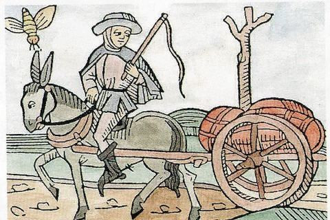 Kaufleute Mittelalter