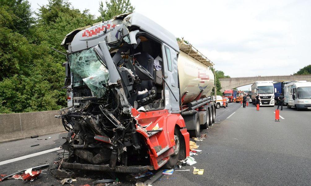 A2 Unfall Gestern